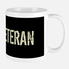 Canadian Flag: Veteran Mug