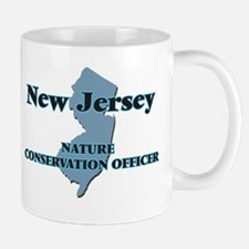 New Jersey Nature Conservation Officer Mugs