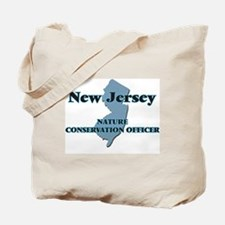 New Jersey Nature Conservation Officer Tote Bag