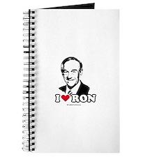 I Love Ron Paul Journal