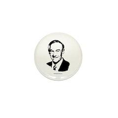 Ron Paul Face Mini Button (100 pack)