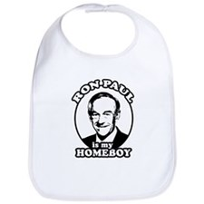 Ron Paul is my homeboy Bib