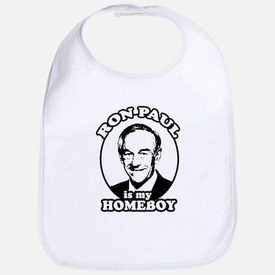 Ron Paul is my homeboy Bib