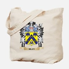 Riley Coat of Arms - Family Crest Tote Bag