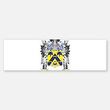 Riley Coat of Arms - Family Crest Bumper Bumper Bumper Sticker