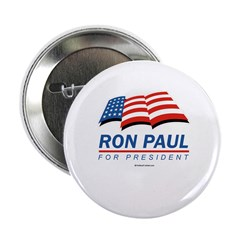 "Ron Paul for President 2.25"" Button (10 pack)"