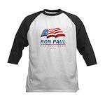 Ron Paul for President Kids Baseball Jersey