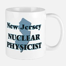 New Jersey Nuclear Physicist Mugs