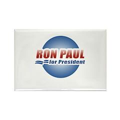Ron Paul for President Rectangle Magnet (10 pack)