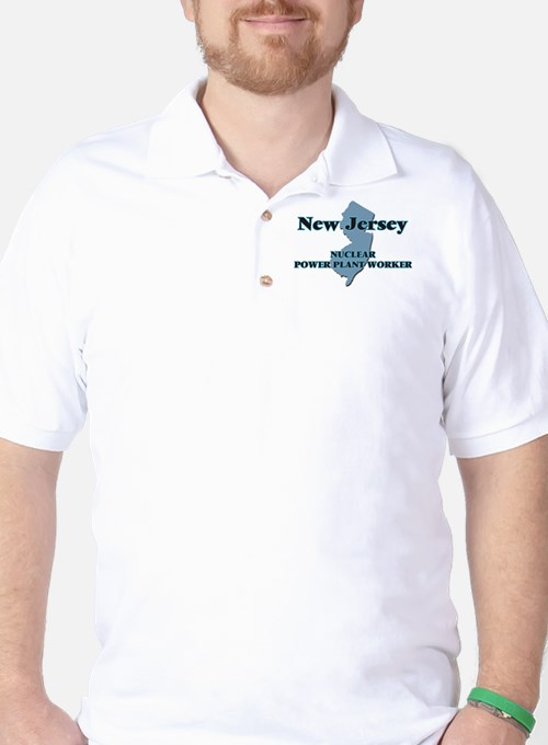 New Jersey Nuclear Power Plant Worker T-Shirt