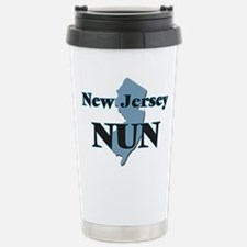 New Jersey Nun Stainless Steel Travel Mug