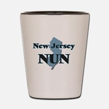 New Jersey Nun Shot Glass