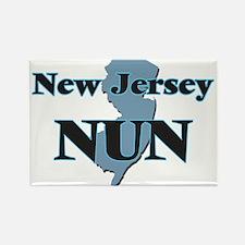 New Jersey Nun Magnets