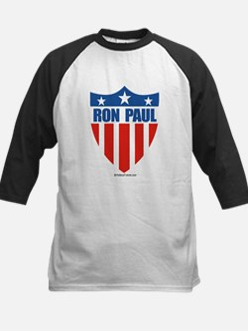 Ron Paul Kids Baseball Jersey