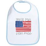 Vote for Ron Paul Bib