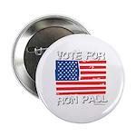 Vote for Ron Paul Button