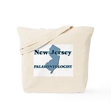 New Jersey Palaeontologist Tote Bag