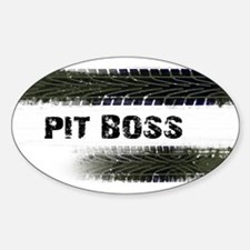 Pit Boss Decal