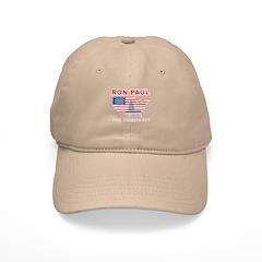Ron Paul for President Baseball Cap