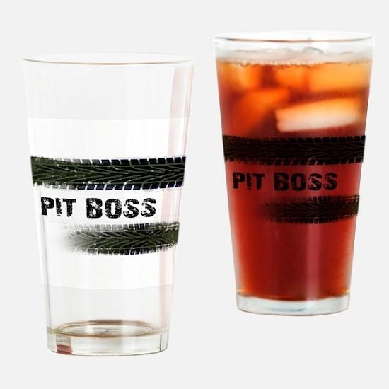 Pit Boss Drinking Glass