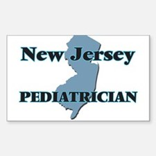 New Jersey Pediatrician Decal