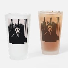 Ghostface Drinking Glass