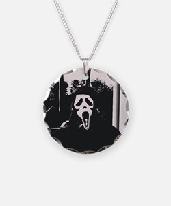 Ghostface Necklace