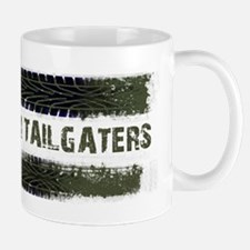 I BRAKE FOR TAILGATERS Mugs