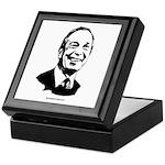 Michael Bloomberg Face Keepsake Box