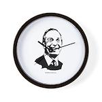 Michael Bloomberg Face Wall Clock