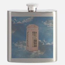 telephone booth Flask