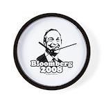 Bloomberg 2008 Wall Clock