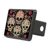 Sugar skull Rectangle