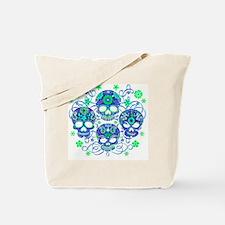 Sugar Skulls IV Tote Bag