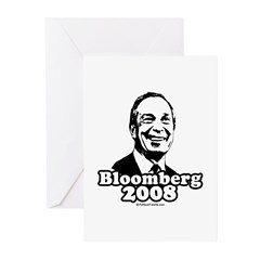Bloomberg 2008 Greeting Cards (Pk of 20)