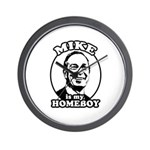Mike Bloomberg is my homeboy Wall Clock