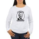 Mike Bloomberg is my homeboy Women's Long Sleeve T