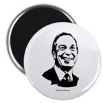 Mike Bloomberg Face Magnet