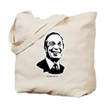 Mike Bloomberg Face Tote Bag