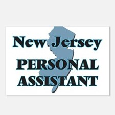 New Jersey Personal Assis Postcards (Package of 8)