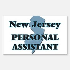 New Jersey Personal Assistant Decal