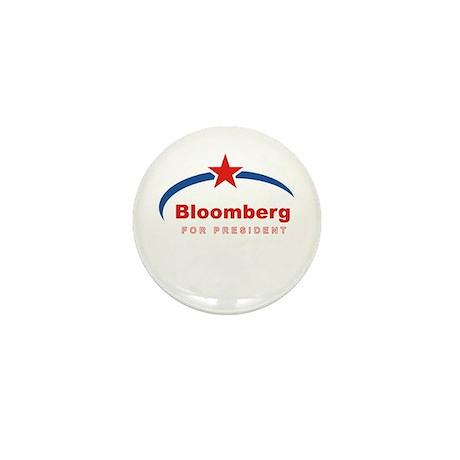 Bloomberg for President Mini Button (10 pack)