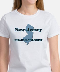 New Jersey Pharmacologist T-Shirt