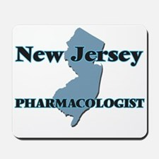 New Jersey Pharmacologist Mousepad