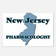New Jersey Pharmacologist Postcards (Package of 8)