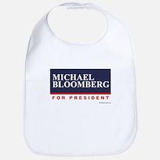 Michael Bloomberg for President Bib