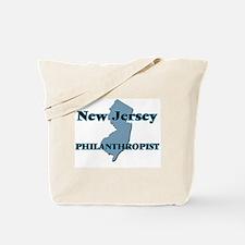 New Jersey Philanthropist Tote Bag