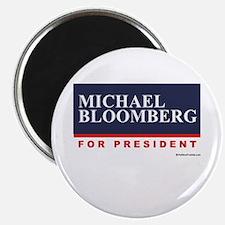 Michael Bloomberg for President Magnet