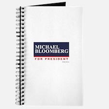 Michael Bloomberg for President Journal