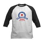 Bloomberg 2008 Kids Baseball Jersey